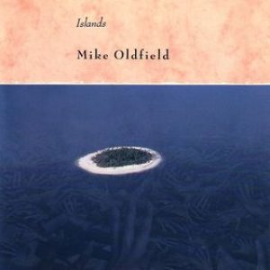 Mike Oldfield - Islands cover art