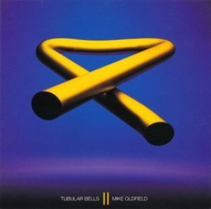Mike Oldfield - Tubular Bells II cover art