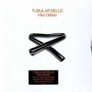 Mike Oldfield - Tubular Bells: The Ultimate Edition cover art