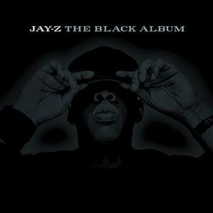 Jay-Z - The Black Album cover art