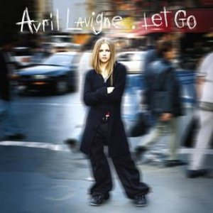 Avril Lavigne - Let Go cover art
