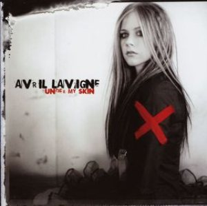 Avril Lavigne - Under My Skin cover art