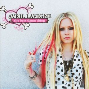 Avril Lavigne - The Best Damn Thing cover art