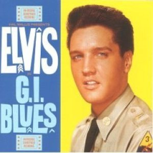 Elvis Presley - G.I. Blues cover art