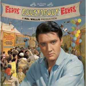 Elvis Presley - Roustabout cover art