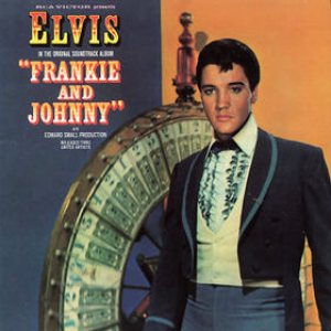 Elvis Presley - Frankie and Johnny cover art