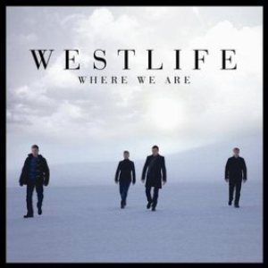 Westlife - Where We Are cover art