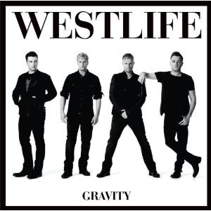 Westlife - Gravity cover art