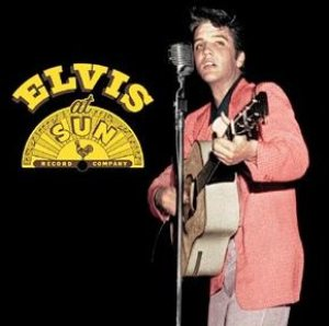 Elvis Presley - Elvis at Sun cover art