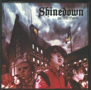 Shinedown - Us and Them cover art