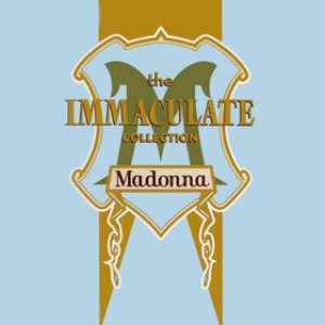 Madonna - The Immaculate Collection cover art
