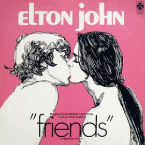 Elton John - Friends cover art