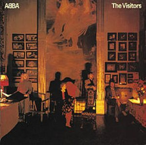 ABBA - The Visitors cover art