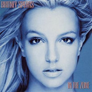Britney Spears - In the Zone cover art