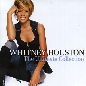 Whitney Houston - The Ultimate Collection cover art