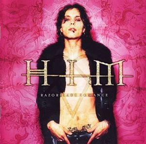 HIM - Razorblade Romance cover art