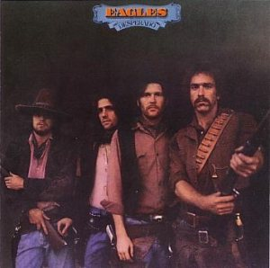 Eagles - Desperado cover art