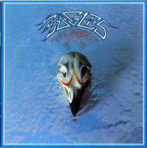 Eagles - Their Greatest Hits 1971-1975 cover art