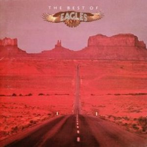 Eagles - The Best of Eagles cover art