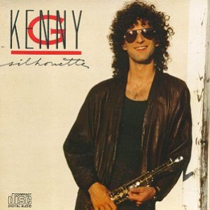 Kenny G - Silhouette cover art