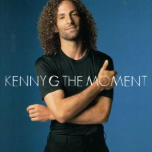 Kenny G - The Moment cover art