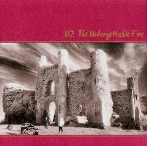 U2 - The Unforgettable Fire cover art