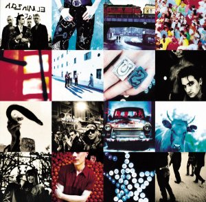 U2 - Achtung Baby cover art