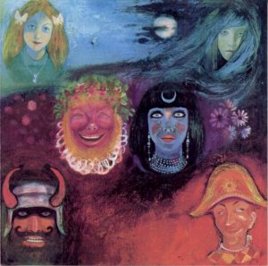 King Crimson - In the Wake of Poseidon cover art