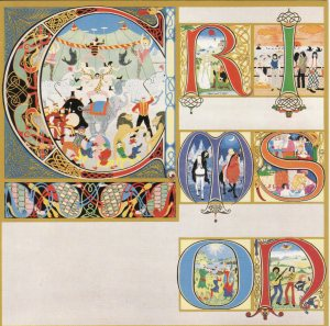 King Crimson - Lizard cover art