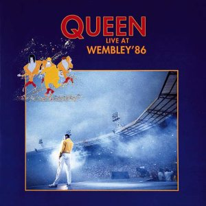 Queen - Live at Wembley '86 cover art