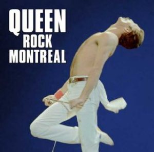Queen - Queen Rock Montreal cover art