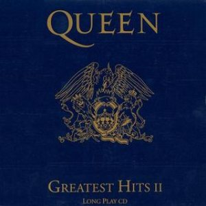 Queen - Greatest Hits II cover art
