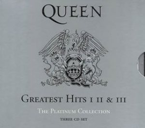 Queen - Greatest Hits I II & III: the Platinum Collection cover art
