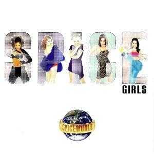 Spice Girls - Spiceworld cover art