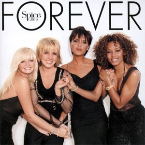 Spice Girls - Forever cover art