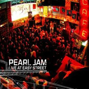 Pearl Jam - Live at Easy Street cover art