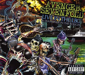 Avenged Sevenfold - Live in the LBC & Diamonds in the Rough cover art