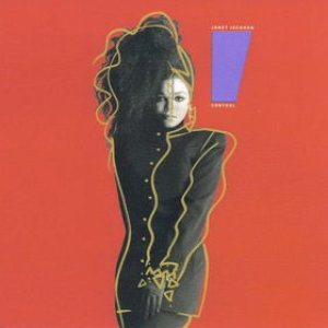 Janet Jackson - Control cover art