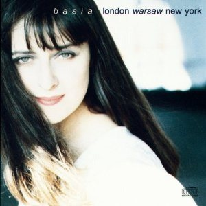 Basia - London Warsaw New York cover art