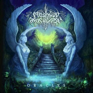 Fleshgod Apocalypse - Oracles cover art