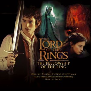 Howard Shore - The Lord of the Rings: the Fellowship of the Ring cover art