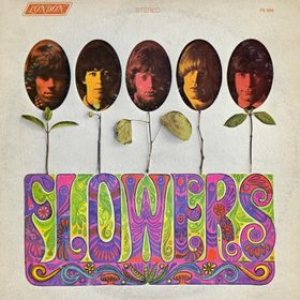 The Rolling Stones - Flowers cover art