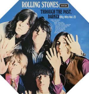 The Rolling Stones - Through the Past, Darkly (Big Hits Vol. 2) cover art