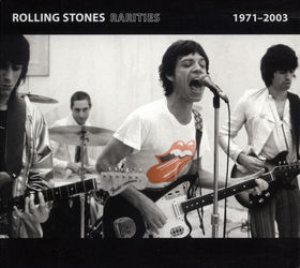 The Rolling Stones - Rarities 1971-2003 cover art