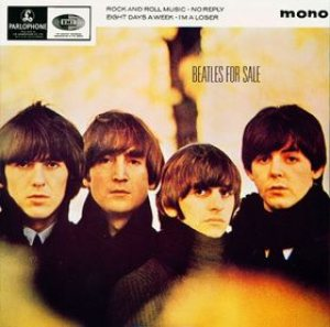 The Beatles - Beatles for Sale cover art