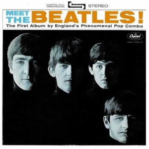 The Beatles - Meet the Beatles! cover art