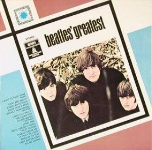 The Beatles - Beatles' Greatest cover art