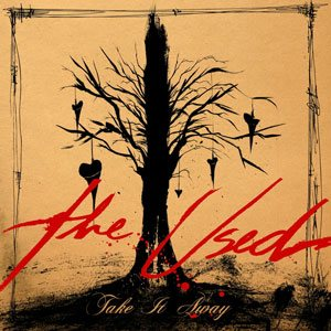 The Used - Take It Away cover art