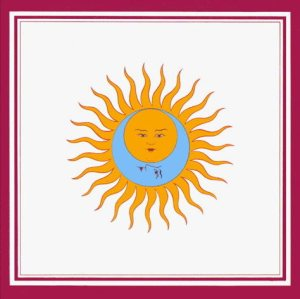 King Crimson - Larks' Tongues in Aspic cover art