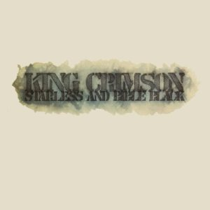 King Crimson - Starless and Bible Black cover art